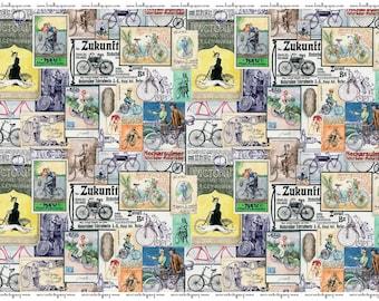 Briella Paper Bicycles Wrap Paper