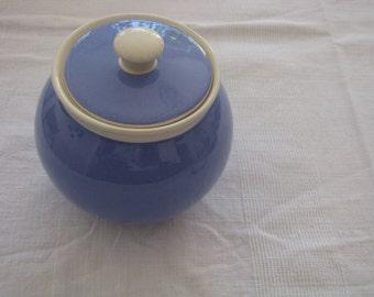 Sugar blue vintage Villeroy & Boch