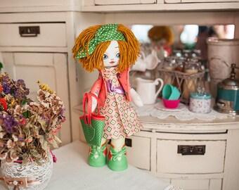 Hostess (Doll sewing kit)