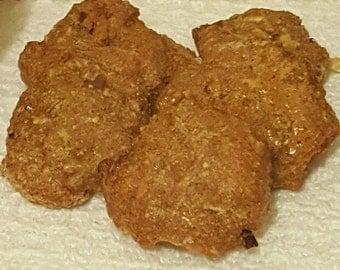 Apple Oatmeal Dog Treats (One Pound Bag)