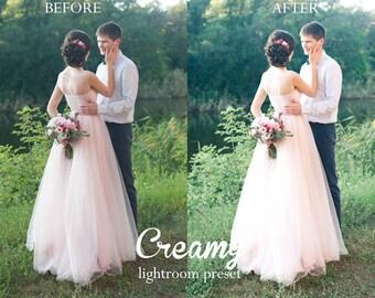 preset lightroom crmeux mariage film morte naturel mat - Preset Lightroom Mariage
