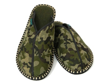 Men's Slipper Combat