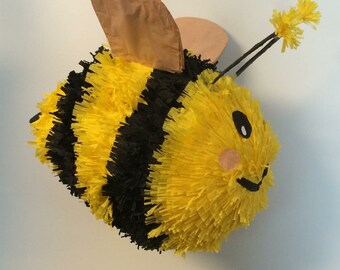 Made To Order Bumblebee Piñata