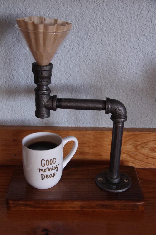 Diy Industrial Coffee Bar
