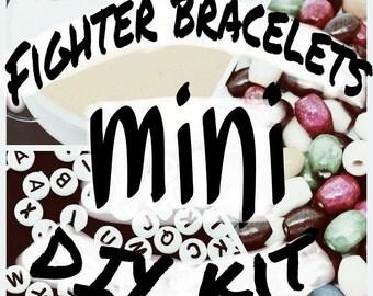 Fighter Bracelets DIY - Funding Ed.