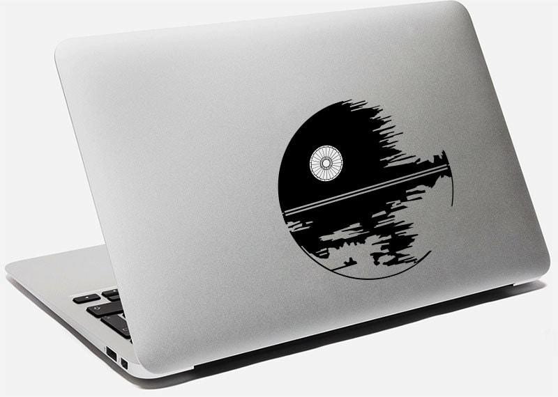 MacBook Decal Macbook Vinyl Decal Macbook Star Wars Sticker - Vinyl decals for macbook