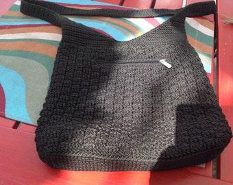 The Sak / shoulder bag / hook / black