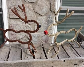 Horseshoe reindeer