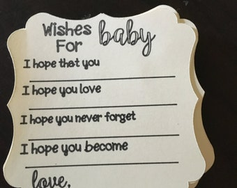 Well wishes for baby