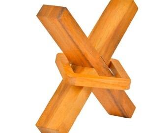 Square in X Puzzle