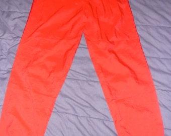 Red Capezio Dance Pants