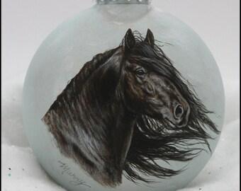 Custom Pet Dog Cat Horse Christmas Ornament