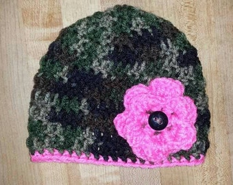 Army girl hat