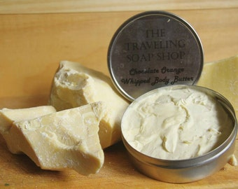 All Natural Whipped Body Butters - Simple, Healthy, Handmade