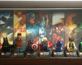 Super Hero Shadow Box