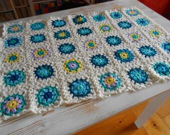 Baby Crochet Blanket Etsy