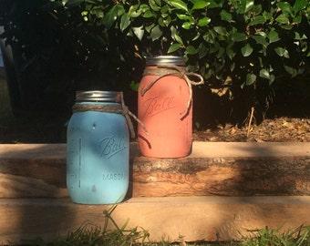 Single jar with detergent
