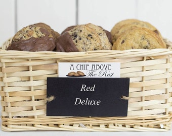 Red Deluxe Cookie Gift Set