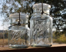 Vintage Ball Ideal Mason Jars! Absolutely Gorgeous! Make great decorations!