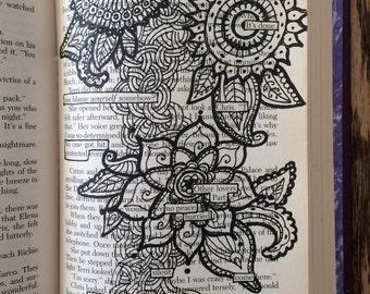 Henna Book Page