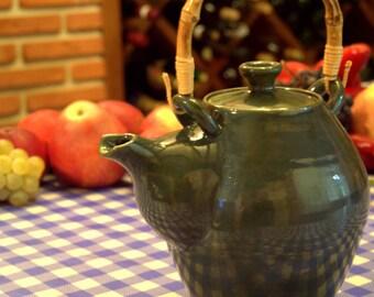 Game of you Green / / Green tea set