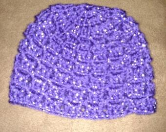 Baby hat 5in long 6in wide