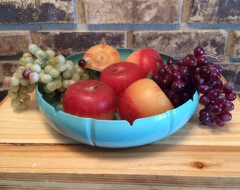 Tiffany Colored Bowl