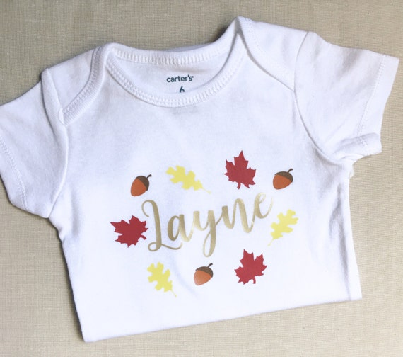 Baby Girls Fall Outfit-Baby Girl Clothes-Custom Baby