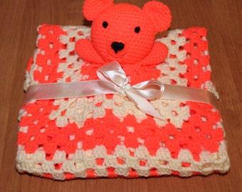 Baby Blanket Stuffed Animal
