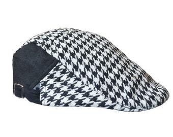 Houndstooth Golf Hat