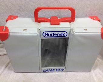 Nintendo Gameboy Traveling Case - Gameboy Carrying Case - Gameboy Storage
