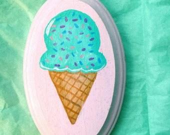 Hand Painted Ice Cream