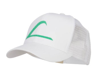 Ash Ketchum League Expo Embroidered Youth Cap