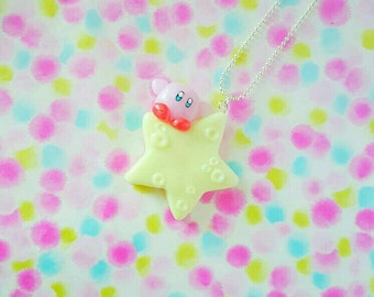 "Necklace "" Kirby """