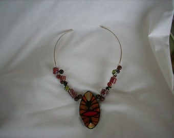 African Trade neck ring
