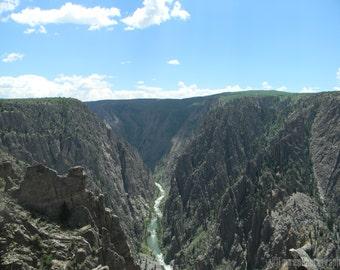 The Black Canyon
