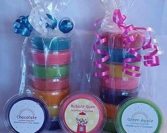 Scented play dough 50 piece party pack