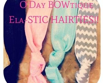 Ela-STIC Hair Ties