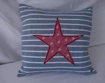 Stars and Stripes cushion