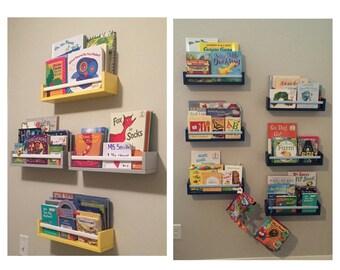 Children's Book Wall Shelf/ Wall Shelf/ Floating Shelf