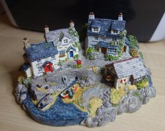 "Danbury Mint ""Fisherman's Cove"""