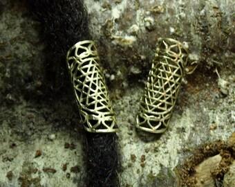 Sri Yantra Dreadlock Bead /Jewelry