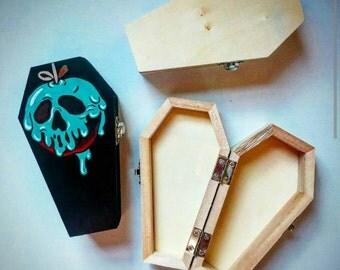 Poisoned Apple keepsake box