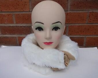 golden neck warmer