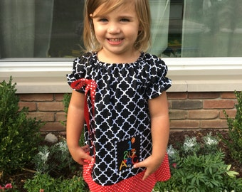 Back to school dresses sizes 3T,4T,5T