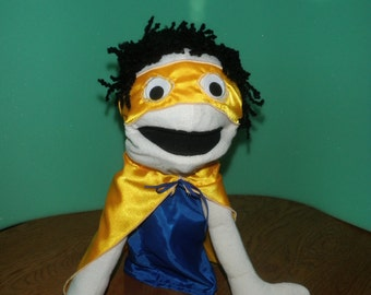 Supper Boy Puppet