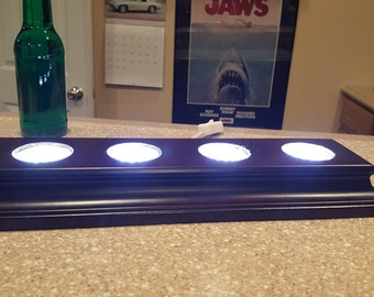 Light-Up Base for Glowing Bottles Base Only! (Good for lighting up Colas)