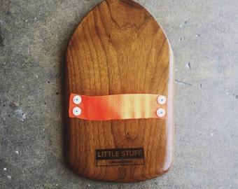 Little Bowhead Whale Walnut Handboard