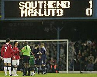 Southend United Canvas