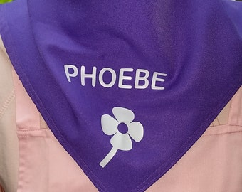 Personalised doggie bandana